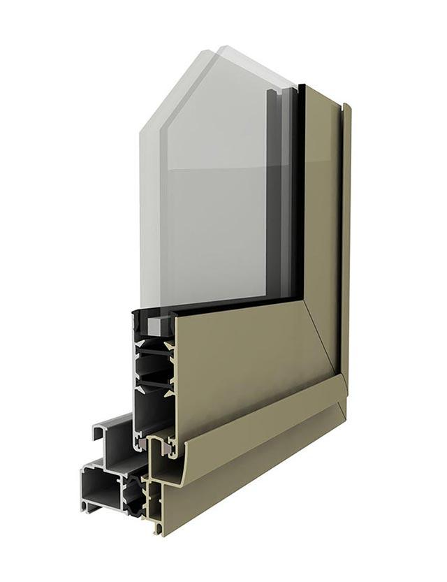 A30 new rpt sistema de carpinter a de aluminio fescap s for Carpinterias de aluminio en argentina