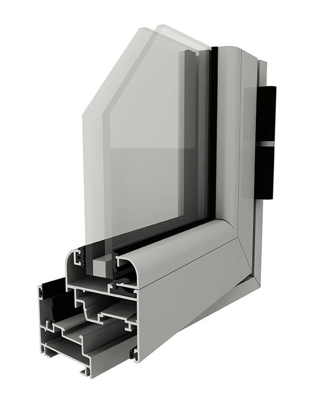 M dena 2 sistema de carpinter a de aluminio fescap s a for Carpinterias de aluminio en argentina